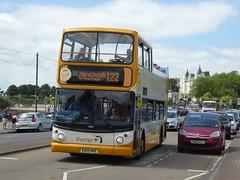 7 July 2017 Torquay (4) (togetherthroughlife) Tags: 2017 july devon torquay wa05mhe bus stagecoach opentopbus 122 18305