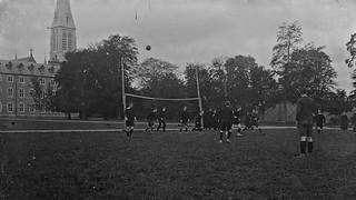 Football at Maynooth