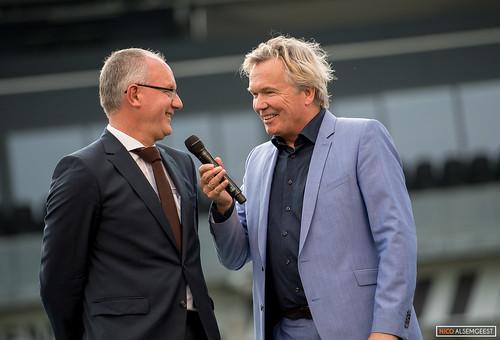 Afscheidsbijeenkomst voorzitter Jan Smit 2017