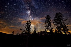 It's like, we were waking up to a whole universe before us. (emanuelmadrid) Tags: nightscape nightphotography planets laketahoe donnerlakeca truckeeca treescape skyscape starscape stars emrrado tokina1116mm tokina1116 nikond610 nikon truckee california californi donnerlake naturaleza nature trees universe galaxy galaxia milkyway