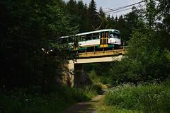 Tatra T2R #18+19 DPML Liberec (3x105Na) Tags: tatra t2r 1819 dpml liberec tramwaj tramvaj strassenbahn strasenbahn tram českárepublika czechy tschechien sonderfahrt przejazdspecjalny przejazd