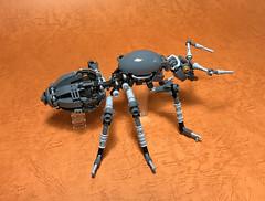 LEGO Mecha Ant-02 (ToyForce 120) Tags: lego robot robots mecha mech mechanic legomech legomoc