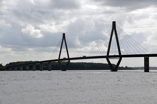 Wenn die Brücke zur Harfe wird