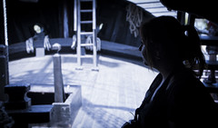 Viaje a Huelva (jorgesarrion) Tags: huelva andalucia seca calor hot warm trees arboles caravelas barcos ships colon descubrimientodeamerica españa historia history pez fish medusa sunset atardecer horizon horizonte sea mar sky cielo doñana incendio tristeza mountains montañas colors colores cool nice good sand arena beach playa oceanoatlantico atlantico sol sun plantas plants escaleras friend amiga me yo fotografo jorgesarrion horses caballos animals animales night noche luna largaexposicion moon lagos telescopio turismo aves