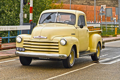 Chevrolet Stepside Pick-Up Truck 1951 (9763) (Le Photiste) Tags: clay chevroletdivisionofgeneralmotorsllcdetroitusa chevroletstepsidepickuptruck cc americanpickuptruck pickuptruck oldpickuptrucks ancientpickuptruck 1951 sidecode1 be5898 kingcruisemuiden muidenthenetherlands artisticimpressions beautifulcapture creativeimpuls canonflickraward digitalcreations finegold hairygitselite livingwithmultiplesclerosisms lovelyflickr mastersofcreativephotography niceasitgets photographicworld soe simplysuperb simplybecause thepitstopshop thebestshot vividstriking vigilantphotographersunitelevel1 wow wheelsanythingthatrolls afeastformyeyes aphotographersview autofocus alltypesoftransport anticando blinkagain bestpeople'schoice bloodsweatandgear gearheads greatphotographers oldtimer themachines thelooklevel1red cazadoresdeimágenes digifotopro django'smaster damncoolphotographers infinitexposure iqimagequality fairplay giveme5 photographers planetearthtransport planetearthbackintheday prophoto slowride showcaseimages groupecharlie photomix saariysqualitypictures transportofallkinds theredgroup interesting ineffable fandevoitures momentsinyourlife friendsforever myfriendspictures ngc simplythebest simplyyellow