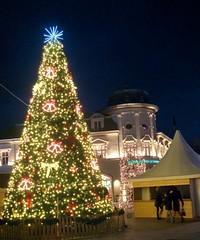 Xmass lights (Sefedin) Tags: christmas prishtina prishtine kosova kosovo december night lights outdoor