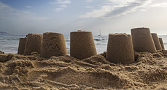 Torri d' avvistamento (nicolamarongiu) Tags: sea beach summer color vela flickr torri sardegna sardinia sabbia