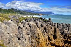 Pancake Rocks, Punakaiki, West Coast, Southland, New Zealand (Lim SK) Tags: punakaiki pancake rock westcoast paparoa national park new zealand