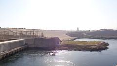 Aswan High Dam (Rckr88) Tags: aswan high dam aswanhighdam dams water river rivers nile nileriver nileriverupperegypt thenileriver upperegypt upper nubia egypt africa travel travelling lakenasser nasser lake lakes