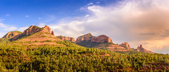 Hiking Sedona (Eve Photography By JC Clemens) Tags: hiking sedona arizona nikon tamron hill mountain tree pin red rocks outdoor panorama sunset landscape grasshooper trail head
