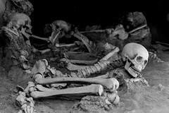 Ercolano (Jeanluke83) Tags: ercolano scavi ruins napoli bones white black bianco nero campania nikon d750