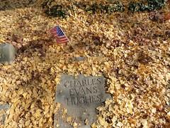Charles Evans Hughes (amiterangi1) Tags: woodlawncemetery autumn cemetery woodlawn charlesevanshughes