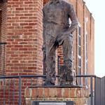 WPA Worker Statue - Cumberland University thumbnail