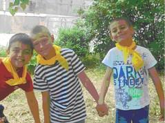 День защиты детей Крестьяновка.2