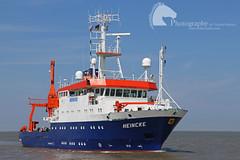 FS Heincke (Vicktrr) Tags: heincke ship alfredwegenerinstitute bremerhaven forschungsschiff germany german polar meeresforschung