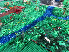 IMG_1463 (Festi'briques) Tags: lego exposition exhibition rlug lug ancylefranc ancy castle 2017 festibriques monster fighter monsterfighter chasseurs monstres zombies vampire dracula château horreur horror sang blood