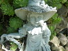 STATUARY WITH HENS AND CHICKENS SUCCULENTS (kelsey61) Tags: landscaping plants gardens garden plant yars outdoors succulents hensandchickens hensandchicks gardenstatuary