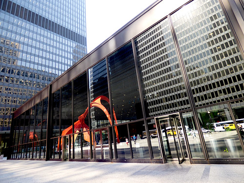 Chicago - Post Office, Federal Plaza (2)