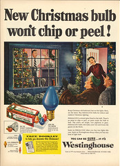 Westinghouse 1952 (JeffCarter629) Tags: westinghouse permacote christmas christmaslights c6 c7 c9