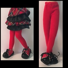 Red Tights For Blythe...