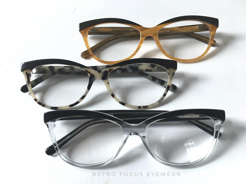 b96d6c95f67 Betty Browline Square Cat Eye Eyeglasses Reading Glasses  RetroFocusEyewear.com (Retro Focus Eyewear &. Vintage ...