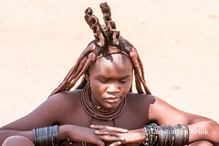 Himba in thought