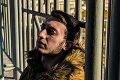 Plovdiv Blues (randotzen) Tags: plovdiv portrait travel