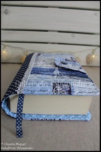 "Capa de livros ""Lettre de Paris"""