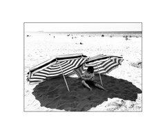 SAND! (Ageeth van Geest) Tags: child boy playing young monochrome blackandwhite bw beach sand