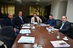 Presidente Eduardo Botelho participa de reunião no TCE sobre Saúde (Eduardo Botelho) Tags: presidente eduardo botelho participa de reunião no tce sobre saúde