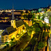 Luxembourg by night.