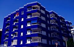 Blue (portalealba) Tags: tarragona cataluña españa spain portalealba pentax pentaxk50