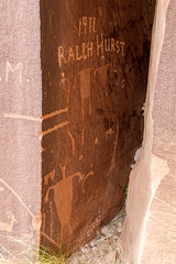 Ralph Hurst (W9JIM) Tags: w9jim rockart petroglyph utah hwy211 canyonlands 7d 24105l explore