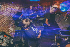 Heavens Die (Eckstine) Tags: pouredout sufferthrough heavensdie baltimore baltimoremaryland concert concertphotography concerts sidebar
