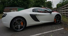 MP12 4C (stonetemplepilot5) Tags: mclaren car automobile auto exotica british white