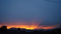 (NelsonAnguita) Tags: sunset puestadesol sol tarde crepusculo