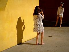 in Burano (Werner Schnell Images (2.stream)) Tags: ws burano venezia venedig venice girl girls