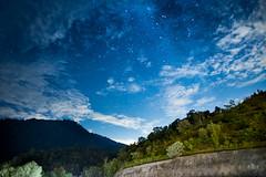 Stars at KKB (iAndrewLim) Tags: stars astrophotography milky way kuala kubu baru malaysia
