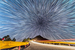"Hehuan Mountain star trail , Taiwan • <a style=""font-size:0.8em;"" href=""http://www.flickr.com/photos/53259915@N07/34918857300/"" target=""_blank"">View on Flickr</a>"