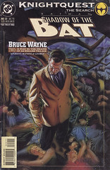Batman: Shadow of the Bat 22 (micky the pixel) Tags: comics comic heft dc alangrant bretblevins brianstelfreeze batmanshadowofthebat batman brucewayne