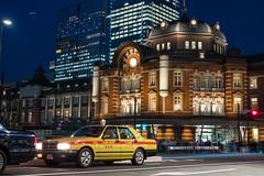 Tokyo Station 東京駅 東京車站|東京都 TokyoCity (里卡豆) Tags: olympus penf 25mm f12 pro olympus25mmf12pro 東京都 東京 tokyo 東京車站 tokyostation 關東 東京駅 日本 japan station tokyocity