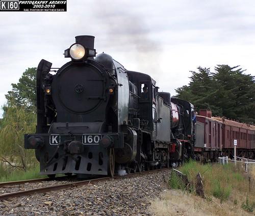 K160-J541 Maldon Junction