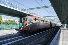 E645.023 a Roma La Storta (Il Ferramatore Incallito) Tags: e645 fondazione fs ferrovie dello stato italia roma la storta stazione