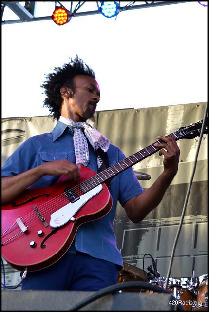 Fantastic Negrito – Waterfront Blues Festival – Portland, OR – 06/30/17