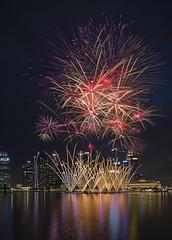 NDP 2017 National Education 2 (NE2) Fireworks, Singapore (gintks) Tags: gintaygintks gintks marinabaysands singapore singaporetourismboard fireworks marinabayfinancialcentre fullertonroad esplanadefloat thefloatmarinabay yoursingapore exploresingapore marinabaysingapore onenationtogether ndp2017 ndp17 sg52
