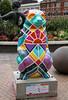 Art + Believe = Sunrise City (ahisgett) Tags: birmingham children's hospital charity wild art big sleuth 2017 bearmingham street sculpture