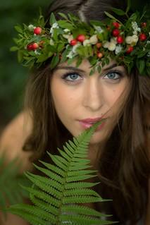 Los ojos de la selva