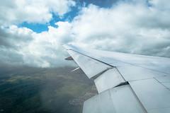 In the Sky (Kou Thao) Tags: animals nature wildlife hawaii scenery photograhy kokohead adventure vintage vibes tropical airplane sky sunset clouds traveler luau horse jungle