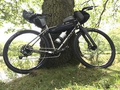 Sonder Camino Titanium Force (Alpkit) (adventurercyclist) Tags: bikepacking bikedynamo son28 650b adventurebike gravelbike sondercamino camino sonder titanium alpkit