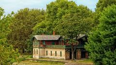 Györ Haus (wernerfunk) Tags: ungarn architektur landschaft